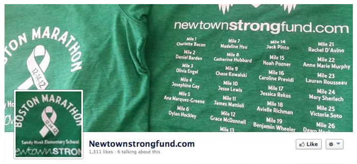 newtown strong facebook
